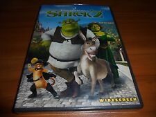 Shrek 2 (DVD, 2004, Widescreen) Eddie Murphy, Cameron Diaz NEW