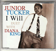 Junior Tucker, I will, Duet with Diana King / Is it my turn / I Pray / -NEU +OVP