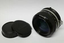 Nikon Nikkor 2,8 / 28 mm AI Objektiv MF-Objektiv