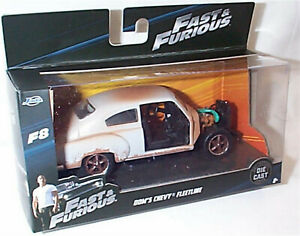 JADA 98303 1/32 DOM'S CHEVY FLEETLINE FAST AND FURIOUS 8 New in Box