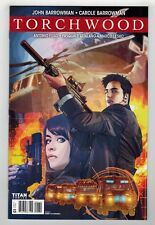 TORCHWOOD #1 SET OF 4 COVERS A-D - ANTONIO FUSO ART - TITAN COMICS/2016