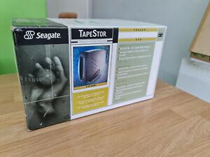 boxed SEAGATE TAPESTOR 8GB TRAVAN Desktop Tape Drive USB 2.0 STT681U-E
