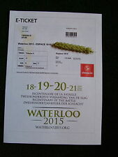 Battle Of Waterloo 2015 Battlefield Ear Of Corn With Provenance