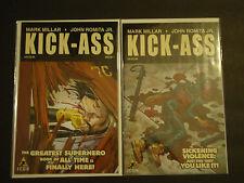 Icon KICK ASS #1,#2  First  Prints