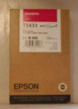 Original Epson t5433 encre Magenta Stylus Pro 4000 4400 7600 9600 2016