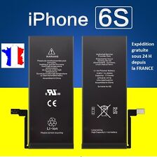 BATTERIE INTERNE NEUVE DE REMPLACEMENT POUR IPHONE 6S (3,82V)