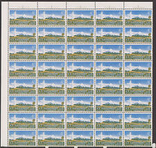 NZ 1975 4c DECIMAL LIFE INSURANCE -Dull PVA Gum -SG L59a cat £20 MUH block 40