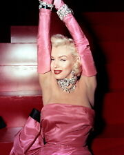 """New 8x10 Photo: Marilyn Monroe as Lorelei Lee in """"Gentleman Prefer Blondes"""""""