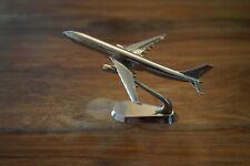 maquette avion CORSAIR A330-300 métal aluminium rare