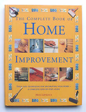 The Complete Book of Home Improvement, Techniques for Home Restoration, 2005,