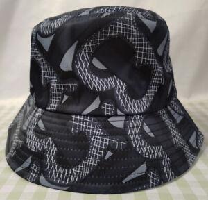 Men Women Packable Burberry TB Bucket Hat Outdoor Beach Cap NWT