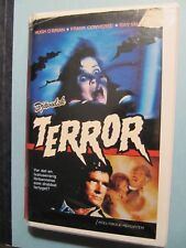 TERROR VHS Swedish Cruise into Terror 1978 Rare Made for T.V. OOP
