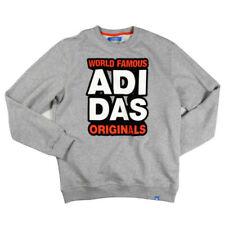 Adidas Originals Men's World Famous Sweatshirt Size 2XL FREE SHIPPING W67323