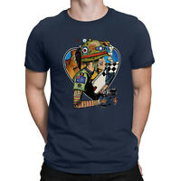 Tank Girl Charlie Don't Surf Military Funny Design T Shirt Cool Men Cotton Tee
