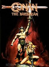 Conan The Barbarian movie poster 1980's 3'x5' vertical Flag USA Seller Shipper