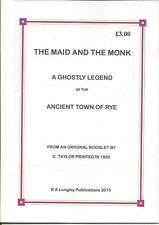 The Maid & the Monk [Ghost Story] A5 booklet