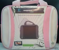 I-CONCEPTS NEOPRENE COMPUTER OR GAMING CASE NEW PINK