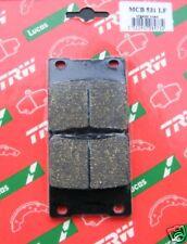 Lucas MCB531 Bremsbeläge Suzuki GSF 600 Bandit, GSF600, 94-04, GSX 750 F, GR78A