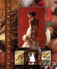 ELEGANT WEDDING PHOTO ALBUM PSD TEMPLATES Photoshop V.3 *