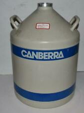 Canberra Liquid Nitrogen Tank Ln2 Dewar 30 Liter Jv5