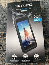 Catalyst Waterproof Case iPhone 7/8 Plus Lanyard Clear Back Military Grade NIB