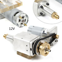 Punching EDM Machine Accessories Rotate Head Assembly Durable High Hardness 12V