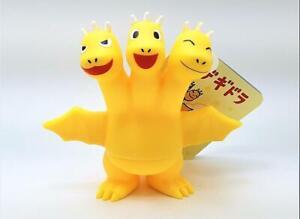 Chibi Movie Monster King Ghidorah Soft Vinyl figure(US Seller)