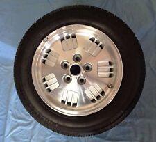 LIKE NEW Original 94-95 XJ6 VDP Machined Alloy Rim Wheel SPARE TIRE MMD6113CA
