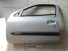 7751472474 PORTA ANTERIORE SINISTRA RENAULT CLIO 1.2 B 5M 5P 43KW (1999) RICAMBI