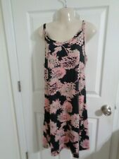 NWT Women's Serra Sundress Beach Dress floral size L (12)