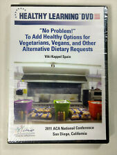 Healthy Learning Dvd: No Problem! Healthy Options for Vegetarians, Vegans, Other