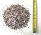 Recycle Regrind PLA Plastic Material Pellets - 5lb bag