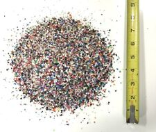 Recycle Regrind PLA Plastic Material Pellets - 5lb bag