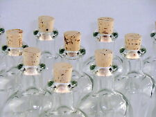 10 200ml ARCO DESIGNER BOTTLES+10 CORKS TO FIT .GREAT for SLOE GIN+OTHER SPIRITS