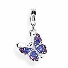 Schmetterling Charm Heartbreaker HB 438 Karabienerverschluss Animal Charm´s