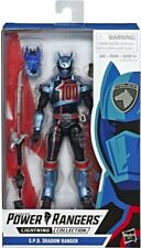 "POWER RANGERS LIGHTNING COLLECTION SPD SHADOW RANGER 6"" ACTION FIGURE"