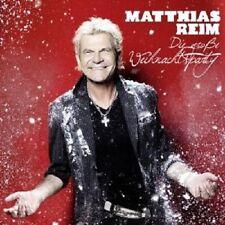 """MATTHIAS REIM """"DIE GROßE WEIHNACHTSPARTY"""" CD NEU"""