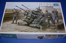 Trumpeter 02309 - Flak 38  scala 1/35