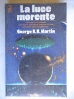 la luce morentemartinarmeniafantascienzaromanzo pianeta galassia libro nuovo