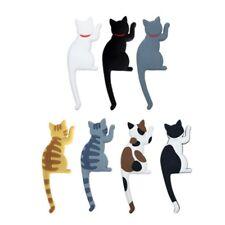 Katze Multifunktion Magnetisch Kühlschrank Aufkleber Kühlschrank Hängend Haken·