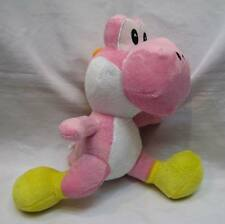 Super Mario Bros - Pink Running Yoshi - 9 inch Plush toy