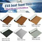 Us Eva Foam Faux Teak Boat Decking Sheet Sea Deck Marine Yacht Boat Flooring Mat