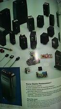 MCS-625 WARNER PHOTO-ELECTRIC SENSOR