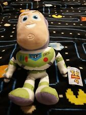 """OFFICIAL BRAND NEW 12"""" TOY STORY 4 BUZZ LIGHTYEAR SOFT PLUSH TOY"""
