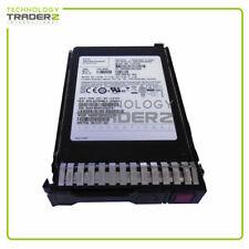 0-Hours 870144-B21 HP 7.68TB SATS RI 12G 2.5'' SSD 870460-001 867212-001 W/ Tray