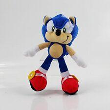 "Sonic the Hedgehog Super Mario Plush Toy Stuffed Animal Soft Figure Doll 10"""