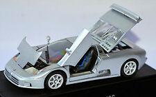 Bugatti EB110 S Coupé 1991-95 Argent Argent Métallique 1:43 Revell