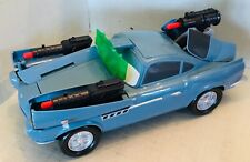 """Disney Pixar Cars 2 Finn McMissile 12"""" pop up guns tested and working VGC"""