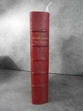 Wundt Monoyer Traité Physique annoté 2ème édition ophtalmologie optique médecine