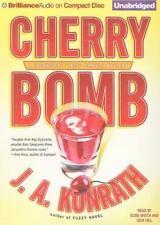 Jacqueline Jack Daniels: Cherry Bomb 6 by J. A. Konrath (2009, CD, Unabridged)